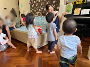 東京都八王子市散田町のピアノ教室・エレクトーン教室・リトミック教室はMUSICA CANTABILE音楽教室のリトミック教室は子育て相談も