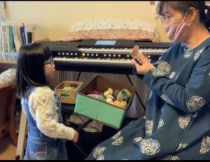 東京都八王子市散田町と小比企町のピアノ教室・エレクトーン教室・リトミック教室はMUSICA CANTABILE音楽教室では子供の個性と感性を豊かにしています。