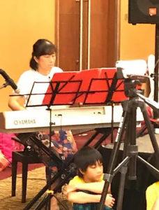 八王子市散田町のピアノ教室・エレクトーン教室・リトミック教室はMUSICA CANTABILE音楽教室プロフィール